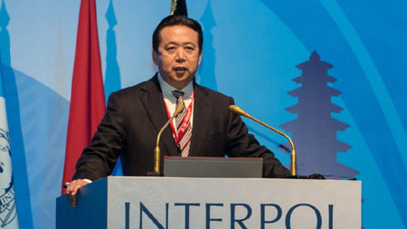 China's top security official, who had headed Interpol, ousted from party