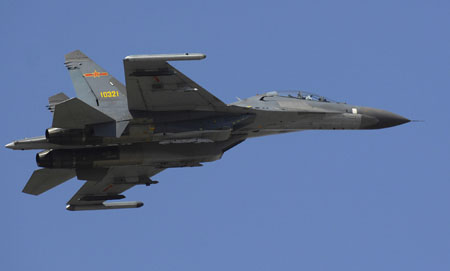 Chinese J-11 fighters cross Taiwan's 'mid-line'; Bolton issues warning