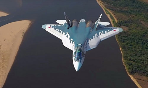 Russia to sell its 5th generation stealth fighter to China