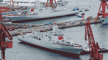 China's aircraft carrier: South China Morning Post teases and disinforms