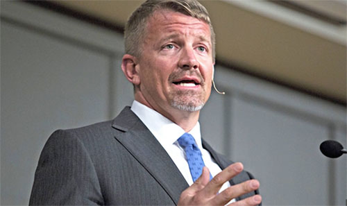 Revived by Trump revolution, Erik Prince still pioneering private sector covert ops