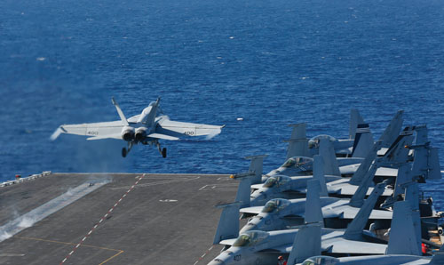 Gulf deployment ordered after intel revealed 'credible' Iran threat to U.S. forces in region