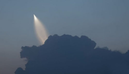 China appears to answer harsh Shanahan speech with SLBM test