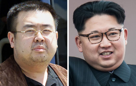 Unconfirmed report ties Kim's half-brother to Chinese intelligence, CIA