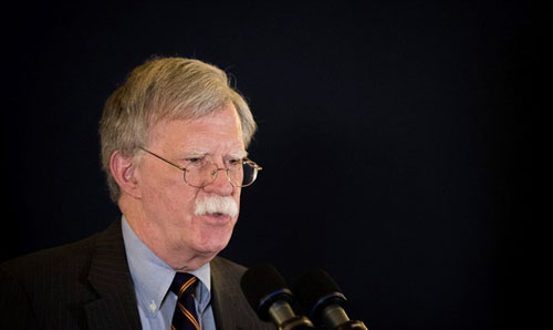 Bolton declares Iran sanctions succeeding; Analysts see Iran playing for long-term leverage