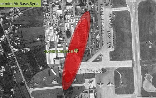 GPS void over Israel highlights Syria as world's top 'electronic warfare' hub