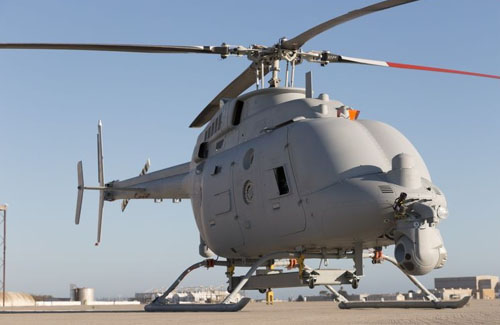 Japan's navy to monitor Senkakus with new helicopter drones