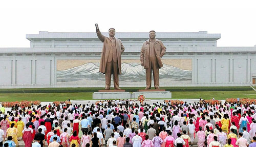 Brawl by elites during mourning period may get families evicted from Pyongyang