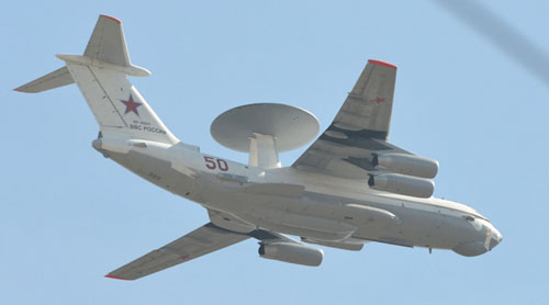 First joint China-Russia bomber-AWACS exercise seen focused on Taiwan