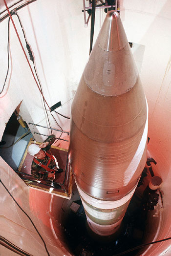 Back to the future: DIA launches AI database, Pentagon plans new ICBM