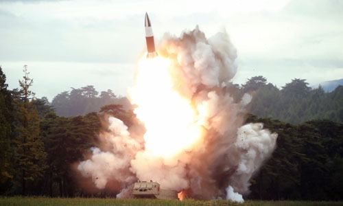 North Korea developing warhead to penetrate missile shield, Japan fears