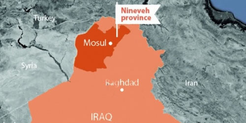 Meanwhile in Iraq: A combustible mix, from Baghdad to Nineveh