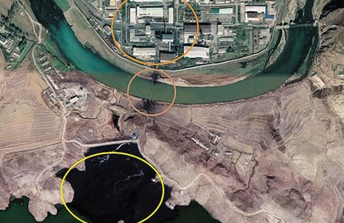 U.S. concerned about radioactive pollution near North Korea sites