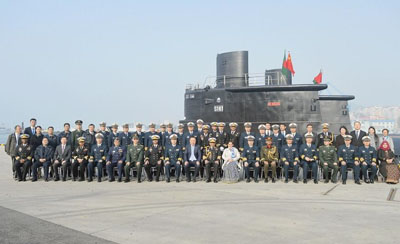 China to access $1.2 billion submarine base it is constructing for Bangladesh