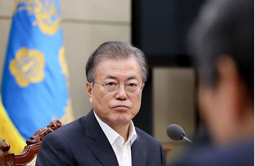 Seoul leader's action caught U.S. off guard, could change NE Asian chessboard
