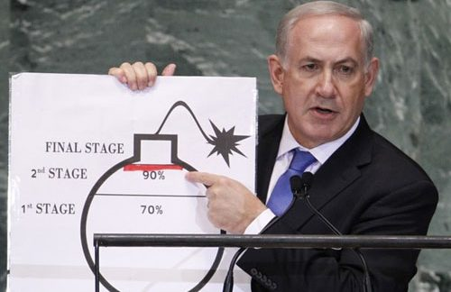 One year after Netanyahu report, IAEA finds traces of uranium at secret Iran site