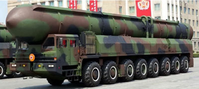 North Korea developing solid-fuel ICBMs, UN Security Council report suggests