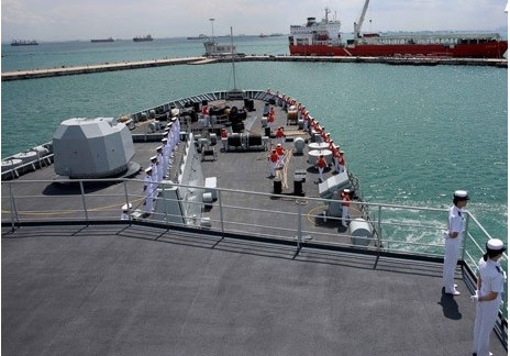 Singapore's expanded defense ties with China impacts U.S., Taiwan