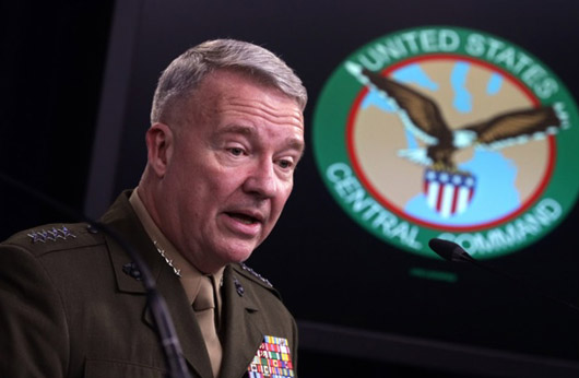 Centcom's Gen. McKenzie warns Iran likely to 'attack again'