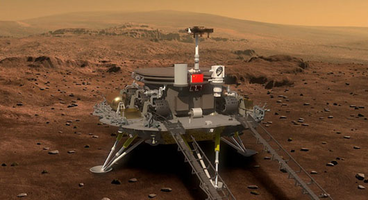 China's manned Mars mission proposal may require more powerful missile