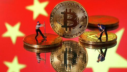 Blockchain boom: China plans dominance with bid for patents