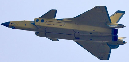 China's Taihang turbofan replaces Russian engines in advanced fighters