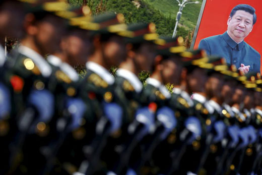 Report: Chinese Communist Party anxious about military's loyalty