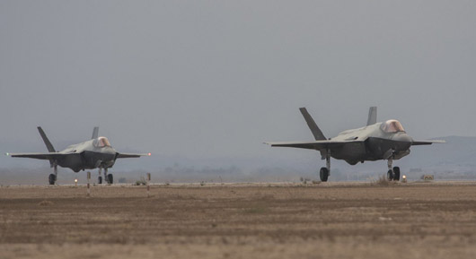 First nation to use its F-35s in combat, Israel eyes additional squadrons