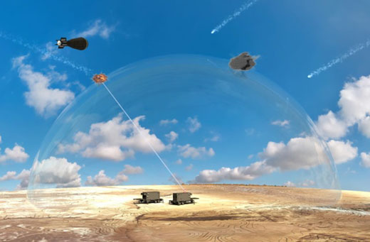 Israel announces 'game-changer': High-energy electric laser air defense
