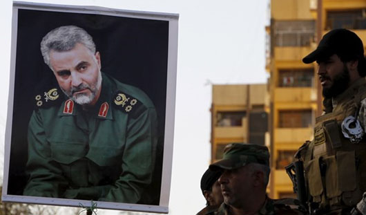 Post-Soleimani Iran tightens grip on Iraq with clear intent to drive U.S. out