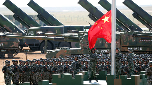 Pentagon officially recognizes China's global aims, vindicating conservative analysts
