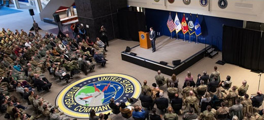 U.S., Russia trade limited nuclear strikes in 'mini exercise' at Strategic Command HQ