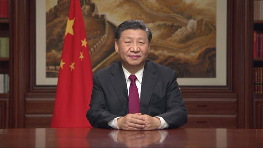 Where is Chairman Xi: Calling the shots out of harm's way or embattled at the top?