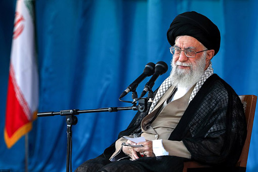Finally, signs of behavioral modification atop Iran's regime