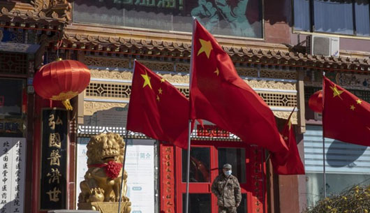 U.S. could lose information war as China crafts 'alternate reality' on virus, backed by media