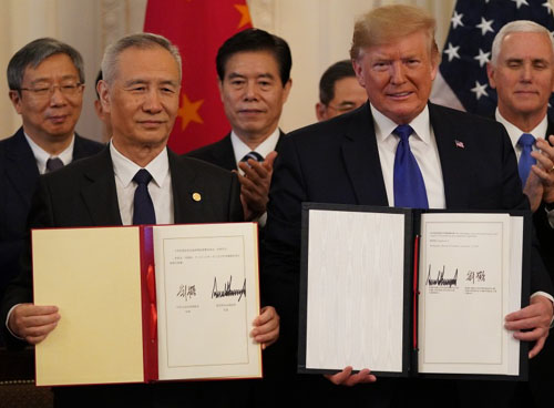 China seen moving to control trade deal, U.S. media coverage