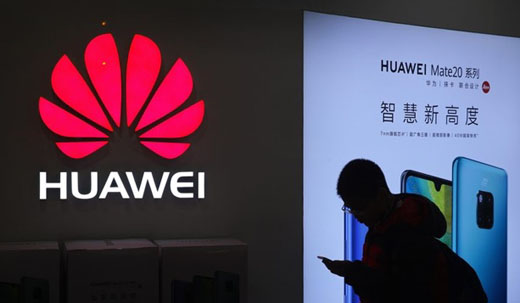 New law subsidizes replacement of Chinese systems as U.S. seen losing 5G tech race