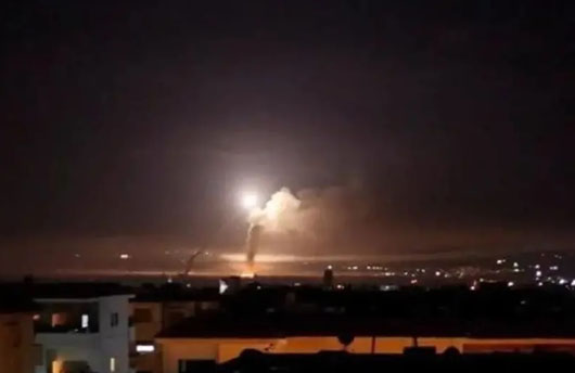 Israeli airstrikes, drones keep up pressure on Iran presence in Syria amid epidemic