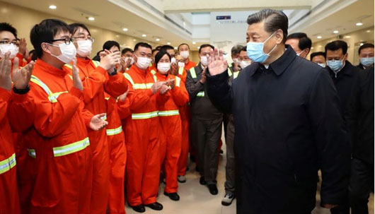China's information offensive begins with unprecedented controls on virus research