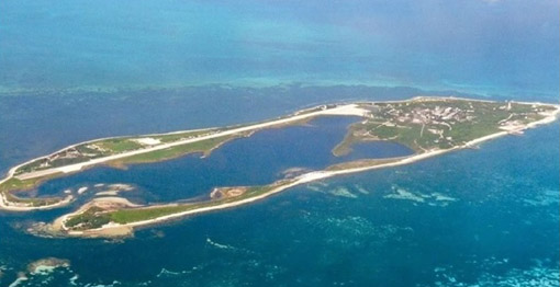 China follows up reconnaissance of Taiwan's Pratas islands with threat