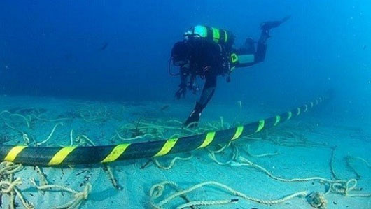 Japan backs U.S.-led effort to secure underwater cable network vs China