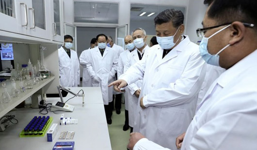 Report: China developing bioweapons that could target ethnic populations