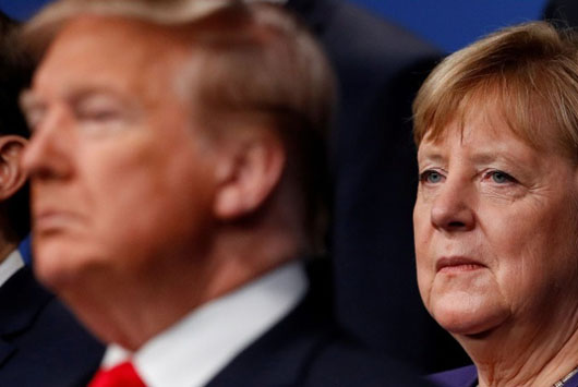 Trump shocks Germany, announces troops pullout; Plan may call for shift to Poland