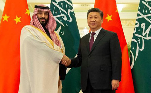 U.S. is losing patience with Gulf states' strategic dance with China