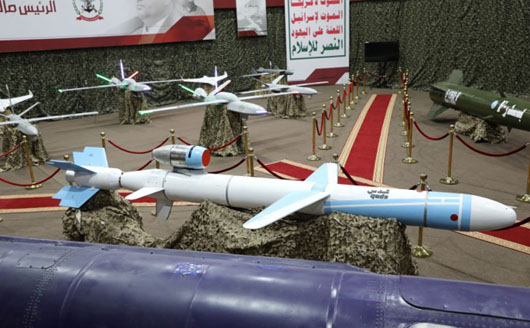 Iran reviews Houthis' missile-drone strikes for possible Natanz retaliation