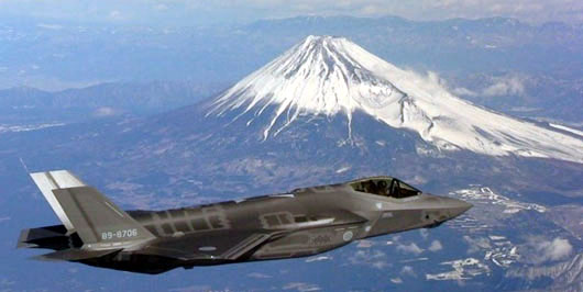 Japan set to emerge as world's second largest F-35 operator