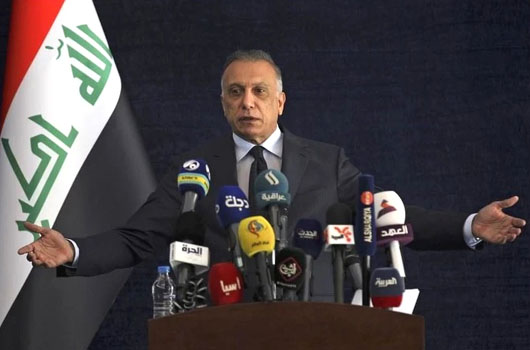 Iraq's Kadhimi positioned to play mediating role between Gulf states, Iran, U.S.