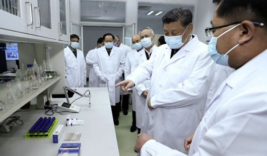 Report: China secretly working on biological weapons with 'countries of concern'