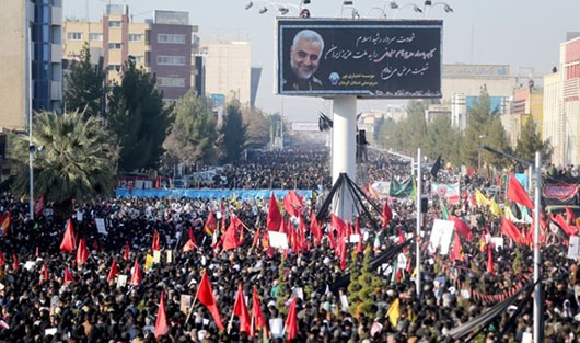 Central Command: Taking out Soleimani deterred Iran; Tensions still high