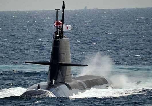 Japan's submarines could buttress deterrence as U.S. replaces aging fleet
